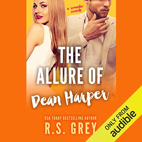 The Allure of Dean Harper audiobook cover art