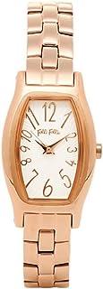 [フォリフォリ] 時計 レディース FOLLI FOLLIE WF8R026BPS DEBUTANT デビュタント 腕時計 ウォッチ ホワイト/ゴールド [並行輸入品]