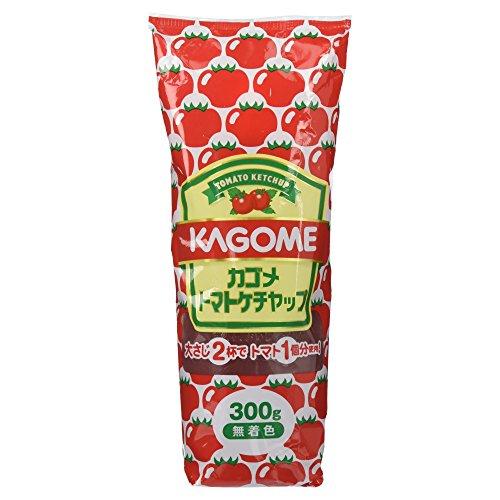 カゴメ トマトケチャップチューブ 300g