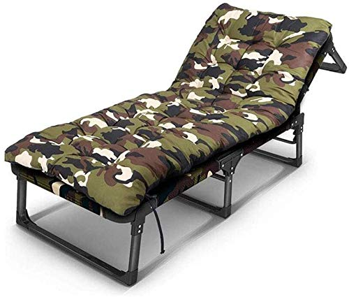 DFANCE Sillón reclinable ligero y plegable, para jardín, para exteriores, patio, invitados, silla reclinable (color : B) (color: D)