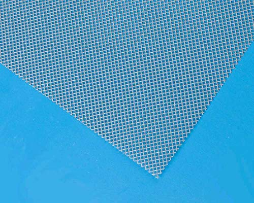 Kunststoffplatte PVC Diagonal Quadart Struktur 0,32x185x290 mm