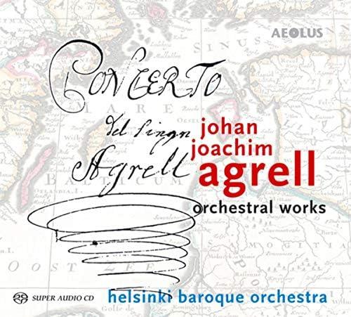 Helsinki Baroque Orchestra & Aapo Hakkinen