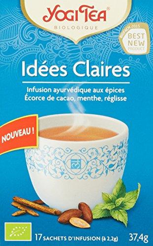 Yogi Tea Idées Claires Bio 17 Sachets