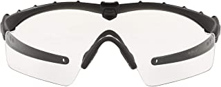 Oakley Men's Oo9146 Si Ballistic M Frame 3.0 Rectangular Sunglasses