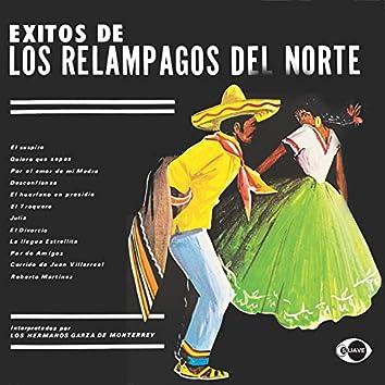 Exitos De Los Relampagos Del Norte