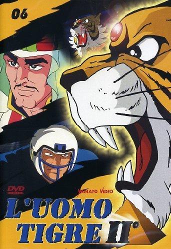 Uomo Tigre II Vol. 06 [Italia] [DVD]
