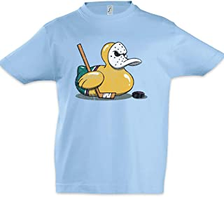 Urban Backwoods Litte Clown Ni/ños Chicos Kids T-Shirt