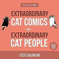 Extraordinary Cat Comics for Extraordinary Cat People 2020 Wall Calendar