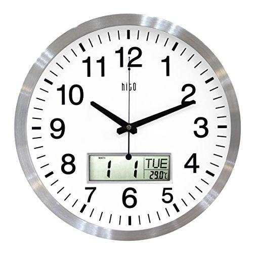 Oversized Silent Clock