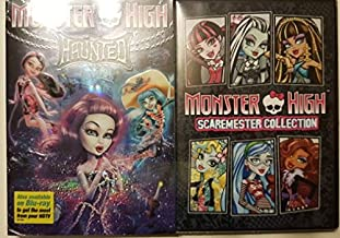 Monster High Haunted / Monster High Scaremester Collection Double Featur DVD