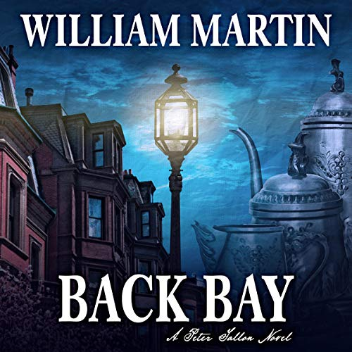 Couverture de Back Bay