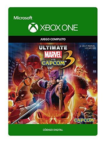 Ultimate Marvel vs Capcom 3  | Xbox One - Código de descarga