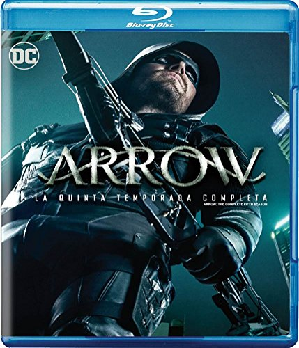 Arrow. Temporada 5 [Blu-ray]
