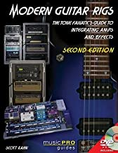 Modern Guitar Rigs( The Tone Fanatic's Guide to Integrating Amps and Effects [With DVD])[MODERN GUITAR RIGS 2/E W/DVD][Paperback]