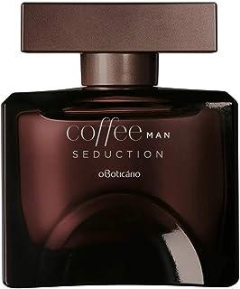 Coffee Man Seduction Desodorante Colônia, 100ml