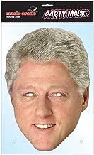 Maskarade Official Bill Clinton US President Cardboard Face Mask