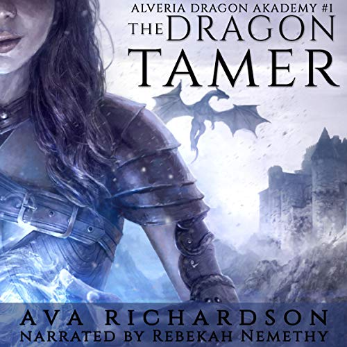 The Dragon Tamer cover art