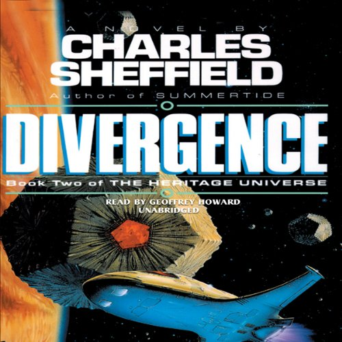 Divergence audiobook cover art