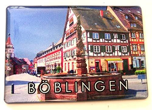 Böblingen,Deutschland Souvenir-Kühlschrankmagnet Fridge Magnet 290321