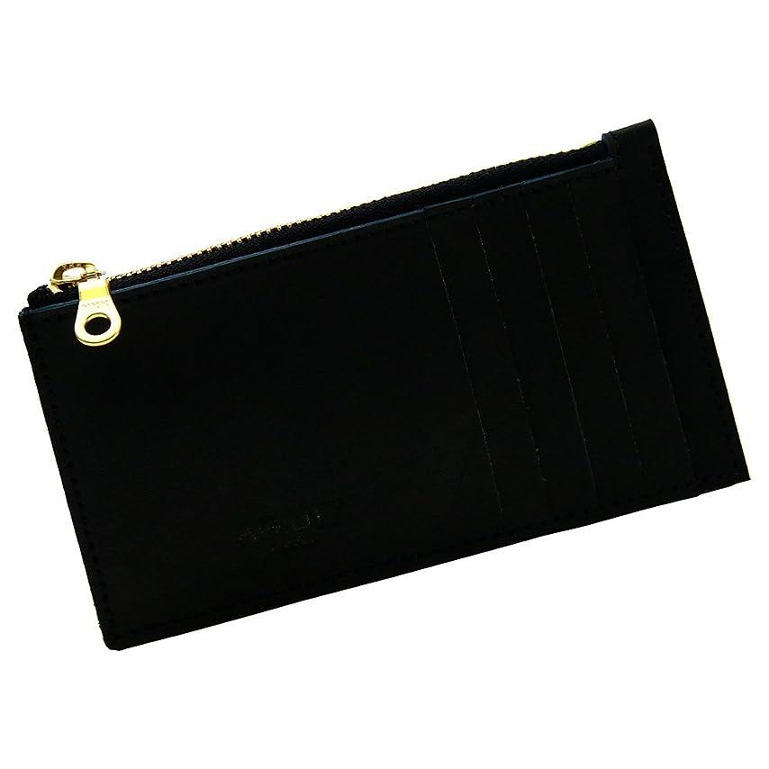 おなかがすいた役員覚えているアジリティアッファ(AGILITY affa)『パーティション』カードケース インナーカードケース 財布 小銭入れ ウォレット 革 レザー