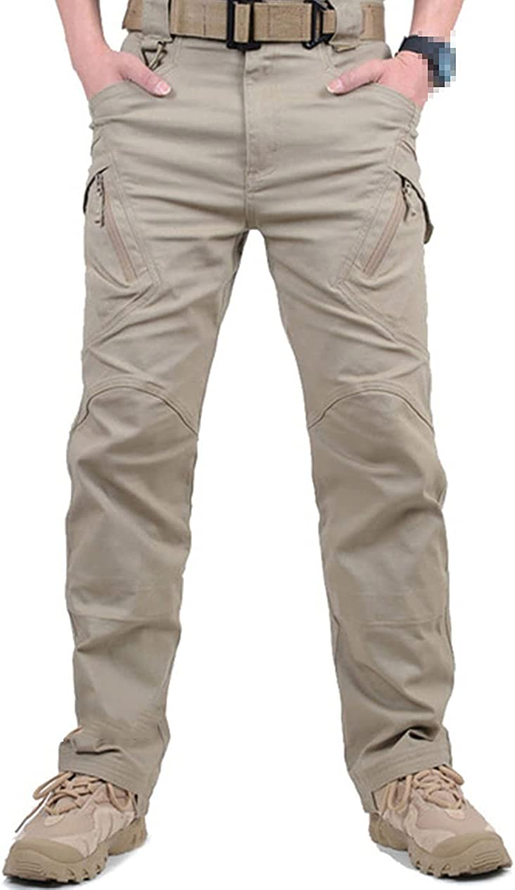 KEHAIOO Men Military Tactical Cargo Pants Brand new Trou Popular overseas Combat Army SWAT