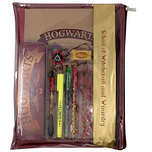 Harry Potter Hogwarts briefpapier portemonnee