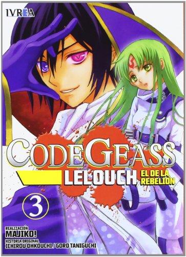 Code Geass: Lelouch, El de la rebelión 03
