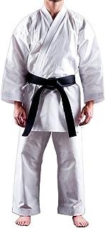 Uniforme Karate Gi Shuto Beginner | Karategi Blanco | Kimono Karate Ligero | 8 Onzas