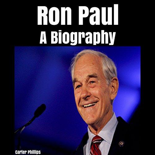 Ron Paul audiobook cover art