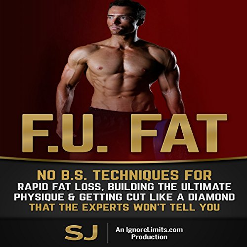 F.U. Fat audiobook cover art
