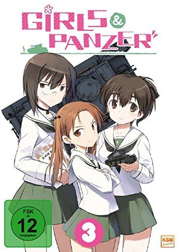 Girls & Panzer - Episode 09-12 [Reino Unido] [DVD]