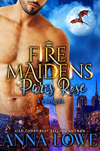Paris Rose: Fire Maidens: Billionaires & Bodyguards by [Anna Lowe]