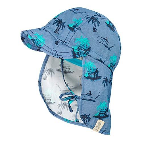 maximo Schirmmütze mit Nackenschutz Insel