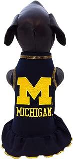 NCAA Collegiate Cheerleader Dog Dress (XX-Small)