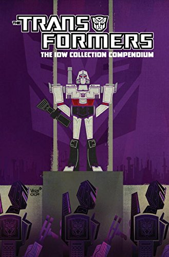 Transformers: The IDW Collection Compendium Volume 1 (Transformers 1)