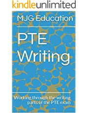PTE Writing: Working through the writing parts of the PTE exam