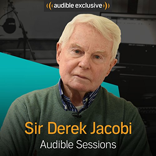 Sir Derek Jacobi cover art