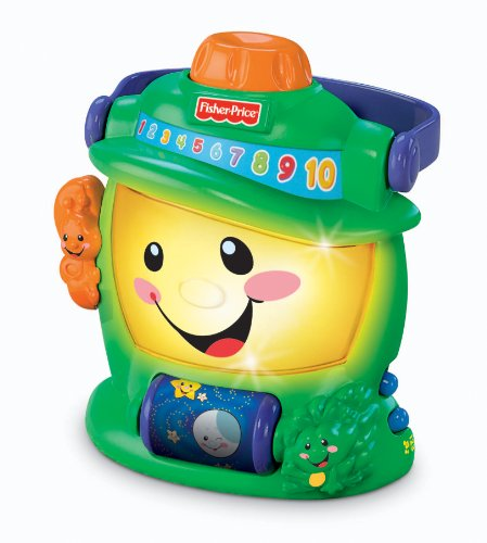 Fisher-Price Laugh & Learning Lantern