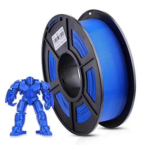 ANYCUBIC 3D Printer 1.75mm Filament PLA, 3D Printing PLA Filament 1KG Spool for 3D Printers & 3D Pens (Blue)