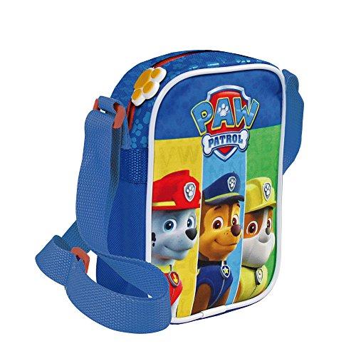 Paw Patrol Umhängetasche für Jungen - Kleine Umhänge für Kinder mit Marshall, Chase...