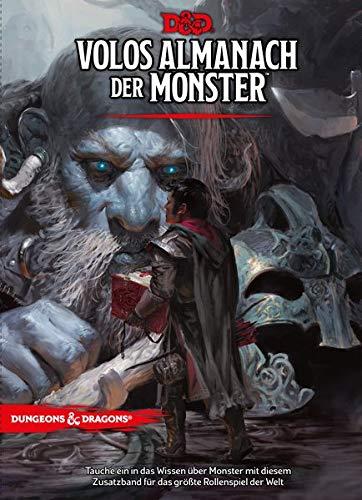 D&D: Volos Almanach der Monster: Dungeons & Dragons