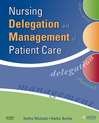 51XOX4b6hHL - Nursing Delegation and Management of Patient Care - E-Book