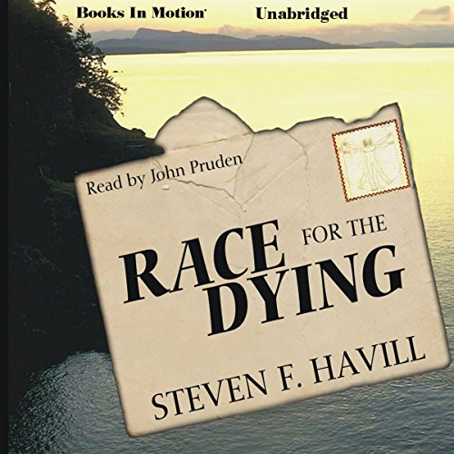 Couverture de Race for the Dying