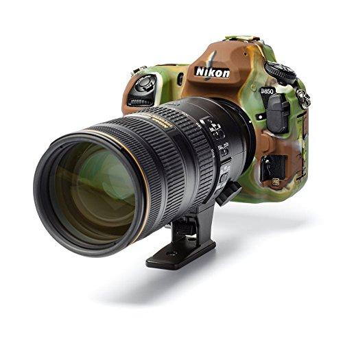 EASYCOVER Funda Protectora para LA Nikon D850 Camuflaje