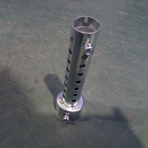 Ungfu Mall - Silenciador de tubo de escape modificado para motocicleta