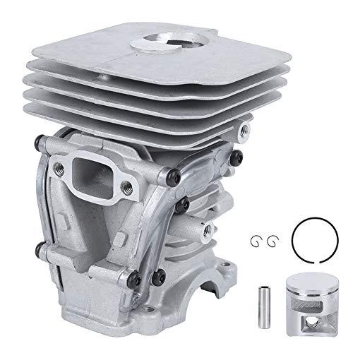 Zylinder - Universalzylinderkolben-Montagesätze Hardware Zubehör Verschleißfest Passend für Kettensäge H-usqvarna 435