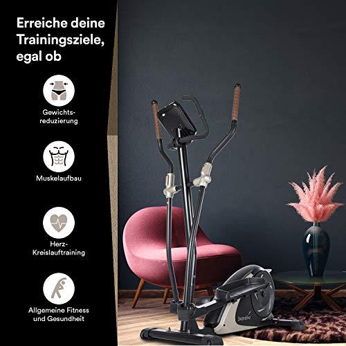 skandika Crosstrainer Eleganse/Adrett | Design Hometrainer - 6