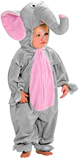 Adorable Toddler Elephant Costume (Size:2-4T/ 4T)