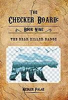 The Bear Killer Badge (Checker Board)
