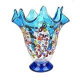 Original Murano Glass OMG Ibisco - Jarrón (Cristal de Murano)